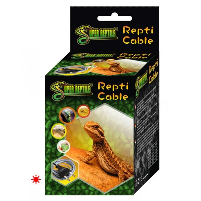 Cable calefactor Super reptile para reptiles y mamíferos