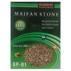 Piedra Maifan (Maifan Stone) para filtración de agua de acuarios y acuaterrarios
