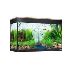 Acuario Fluval ROMA 125 LED roble