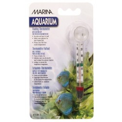 Termómetro analógico para acuarios