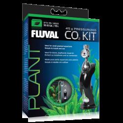 Sistema CO2 fluval para plantas en acuarios