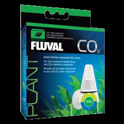 Indicador CO2 para acuario con plantas