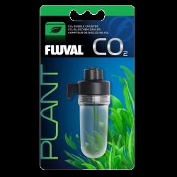 Contador de burbujas CO2 para acuarios con plantas