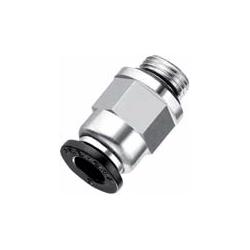 Racor para la conexión del tubo de 4mm a la bomba del sistema de lluvia